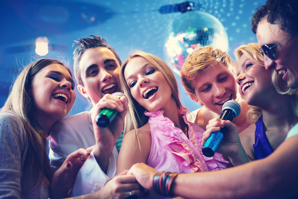 Karaoke Hosting DJ Entertainment