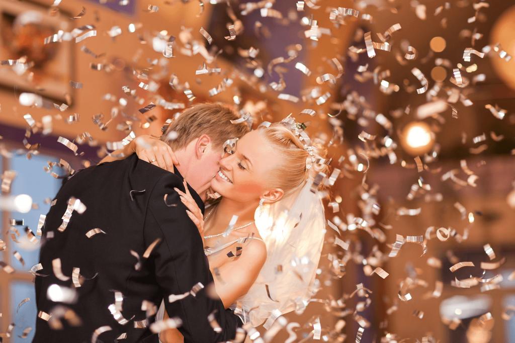 Wedding Party Slider DJ Entertainment
